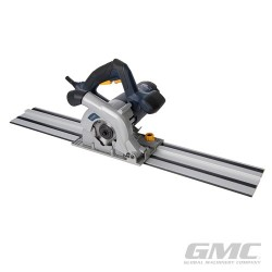 110mm Compact Plunge Saw & Track Kit - GTS1500