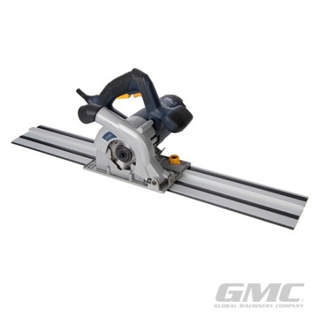 1050W Compact Plunge Saw 110mm & Track Kit - GTS1500