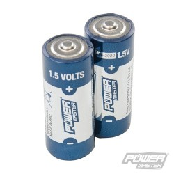 1.5V Super Alkaline Battery LR1 2pk - 2pk