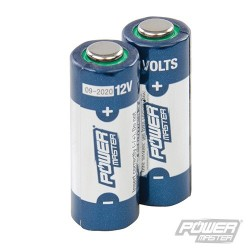 12V Super Alkaline Battery A23 2pk - 2pk