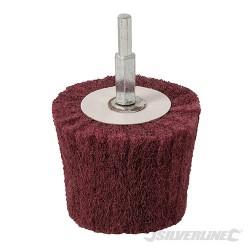 Nylonový brusný kotouč, tvar poháru - 50mm 240 Grit