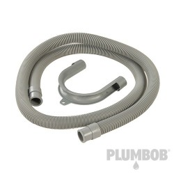 Washing Machine Drain Hose - 1.5m x 21mm