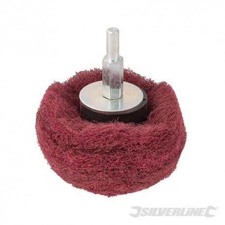 Dome Sanding Mop - 75mm 240 Grit