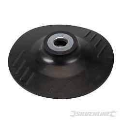 Gumowy talerz szlifierski - 115 mm