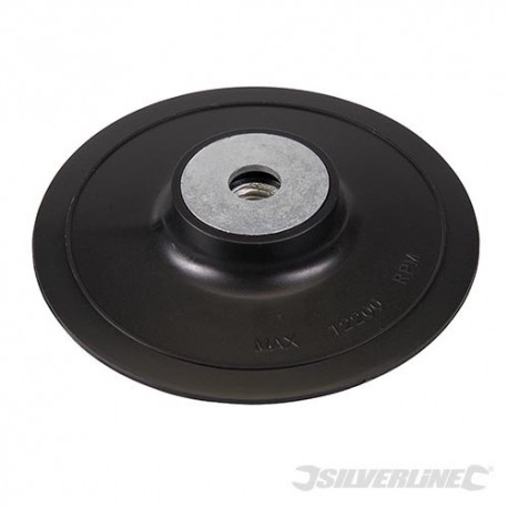 ABS Fibre Disc Backing Pad - 125mm