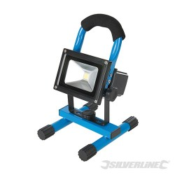 LED Rechargeable Site Light - 5W UK