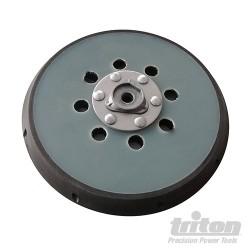 Talerz szlifierski z mocowaniem na rzep - 150 mm