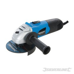 DIY 650W Angle Grinder - 115mm
