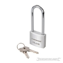 Long Shackle Aluminium Padlock - 40mm