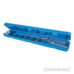 Universal Pulley Holder & Fan Clutch Set 11pce - 6 - 16mm