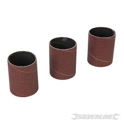 Sanding Sleeves 3pk - 80 Grit Sanding Sleeves 3pk