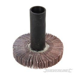 Flap Wheel - 120 Grit Flap Wheel