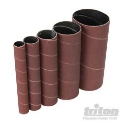 Aluminium Oxide Sanding Sleeves 5pce - TSPSS240G5PK Sanding Sleeves 5pce 240G