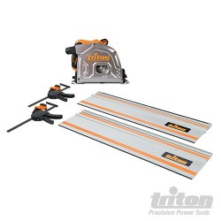 1400W Track Saw Kit 4pce - TTS1400KIT UK