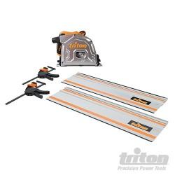 1400W Track Saw Kit 4pce - TTS1400KIT