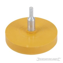 Eraser Rubber Pad - 85mm