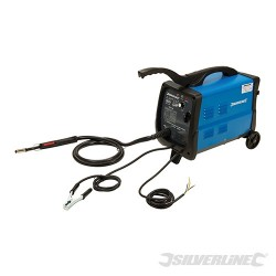 MIG/MAG Combination Gas/No Gas Welder - 30-135A
