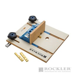 """Router Table Box Joint Jig - 6.35mm (1/4"""") / 9.5mm (3/8"""") / 12.7mm (1/2"""")"""