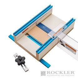 "Table Saw Small Parts Sled - 12"" x 15-1/2"" x 3-1/2"""