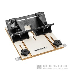 Router Table Spline Jig - 11 x 14""