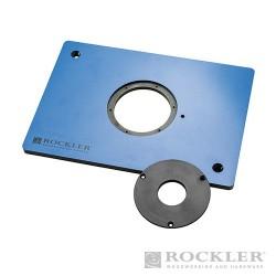 Phenolic Router Plate for Non-Triton Routers - 1-1/2'' x 4''