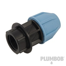 MDPE Female Adaptor - 20mm x 3/4""