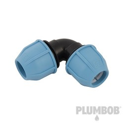 MDPE Elbow - 25 x 25mm