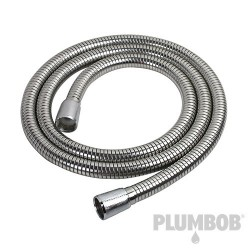 Extendable Stainless Steel Shower Hose - 1.5m