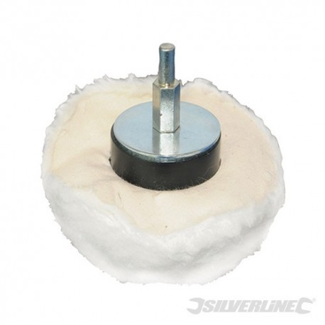 Dome Polishing Mop - 60mm