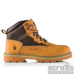 Scruffs New Twister Nu Buck Boot Sz10.5/45 - Size 7 / 41