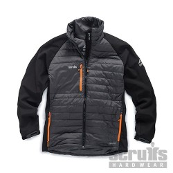 Expedition Thermo Softshell Graphite - L