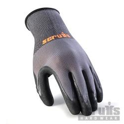 Worker Gloves Grey 5pk - L