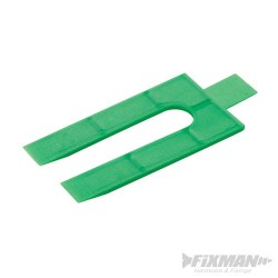 Plastic Packers 250pk - 2mm