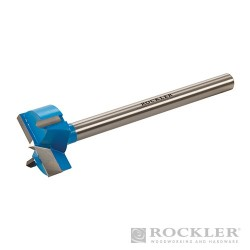 Long-Shank Carbide-Tipped Forstner Bit - 35mm