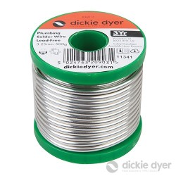 Plumbing Solder Wire Lead-Free - 3.25mm 500g