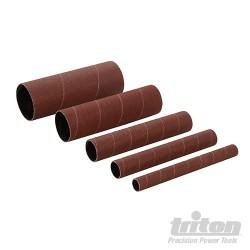 Aluminium Oxide Sanding Sleeves 5pce - TTSS150G5PK Sanding Sleeves 5pce 150G