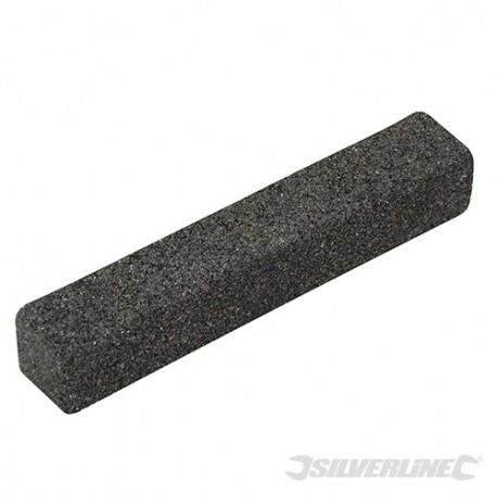 Kamien z weglika krzemu do wyrównywania tarcz szlifierskich - 25 x 25 x 150 mm - P 20