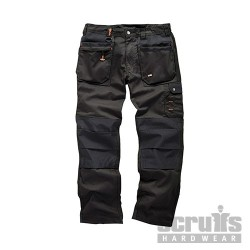 Worker Plus Trouser Black - 36R