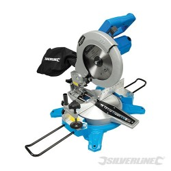 DIY 1450W Sliding Mitre Saw 210mm - 210mm UK
