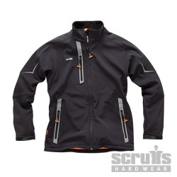 Pro Softshell Jacket Black - S