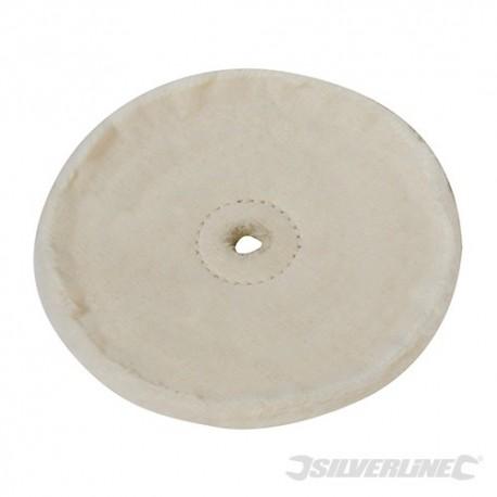 Filcowy krazek polerski luzny - 150 mm