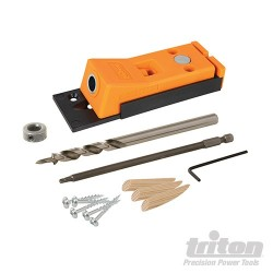 Single Mini Pocket-Hole Jig - T1PHJ