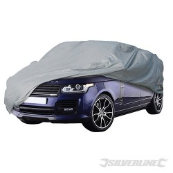 Car Cover - 5320 x 2000 x 1800mm (XL)