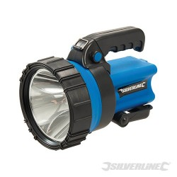 5W Lithium Rechargeable Torch - 200 Lumen UK