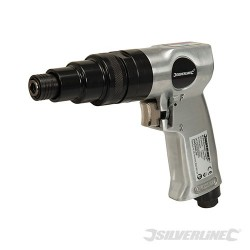 "Air Screwdriver Reversible - 6.35mm (1/4"")"