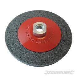 Rotační kartáč leštící miskový - 115mm