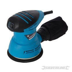 240W RANDOM ORBIT SANDER 125MM - EU - 240W EU