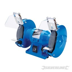 POWER 150MM BENCH GRINDER - EU - 150mm EU