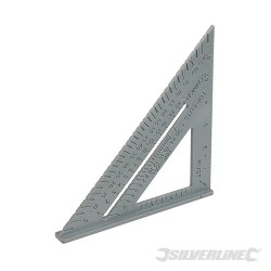 Rafter Roofing Square - 7""