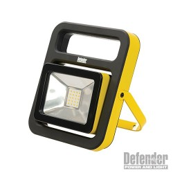 Slimline LED Floodlight Rechargeable - 20W